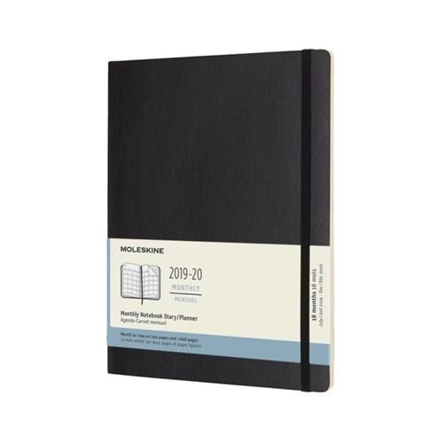 2020먼슬리(18M)/블랙 소프트 XL
