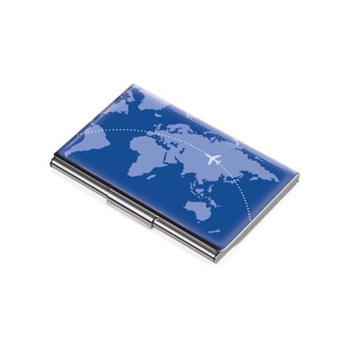 [트로이카] AROUND THE WORLD 명함케이스 (CDC10-A037)
