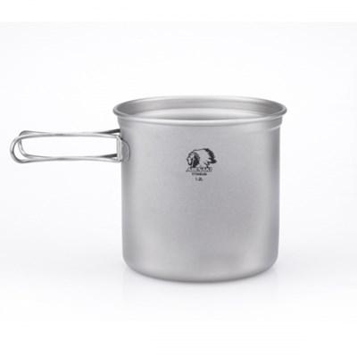 [ABENAKI] 아베나키 티타늄 솔로쿠커 1.2L - 백패킹코펠