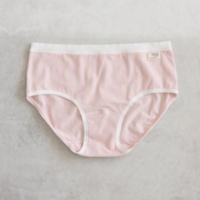 오가닉 핑크 팬티