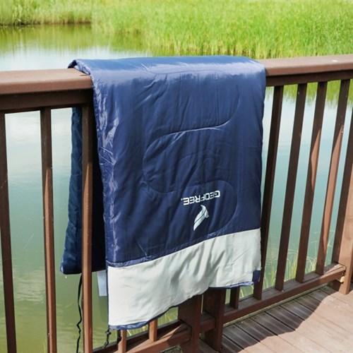 지오프리 하이랜드 M1 캠핑 침낭 10 (블루) GF419002