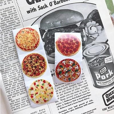 Pizza Sticker 피자스티커
