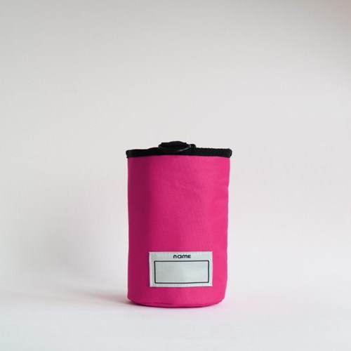 BOTTLE BAG (PINK)
