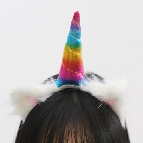 유니콘머리띠 (레인보우)_(301693460)