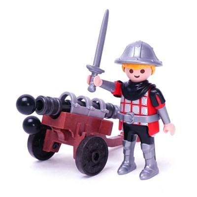 플레이모빌 병사와 대포(9441)