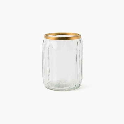 TLIGHT CLEAR GOLDPLATED(14k)