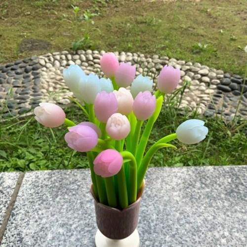 [맙소사잡화점] 햇빛을 받으면 색이 변하는 매직 꽃 펜