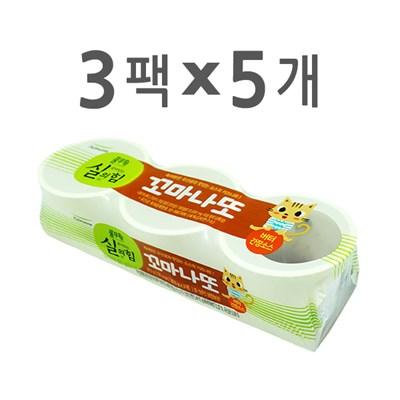 [풀무원]꼬마나또 버터간장소스 1호 세트 (3팩 x 5개)