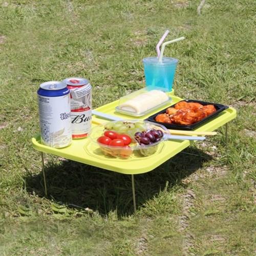 아파트32(APT32) 한강 피크닉 테이블/ 휴대용 야외 접이식 테이블