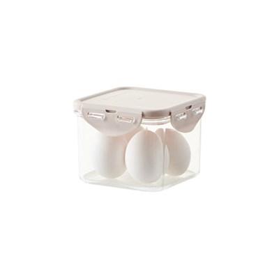 락앤락 항균 비스프리 스테커블 정사각 680㎖ 핑크