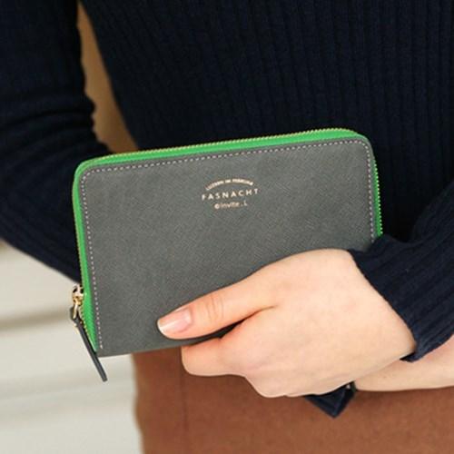 (M) Zipper Wallet