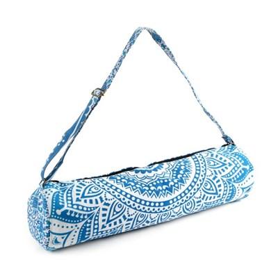 옴브레 블루 - 요가 매트 가방