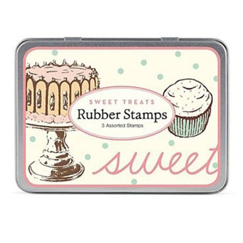 Cavallini 미니스탬프세트-Sweet Treats