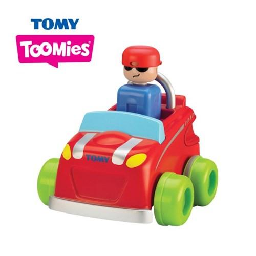 토미투미 학습놀이 작동 자동차 장난감_(1583758)
