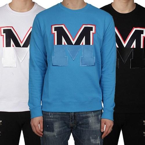 18SS MSGM M 빅로고맨투맨 (3종)2440MM91
