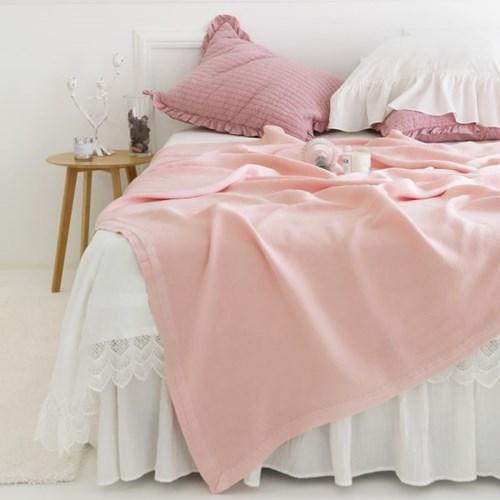챠르르 풍기인견 여름이불(S,Q)-핑크