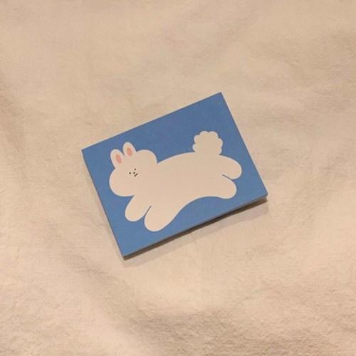 Rabbit 메모패드