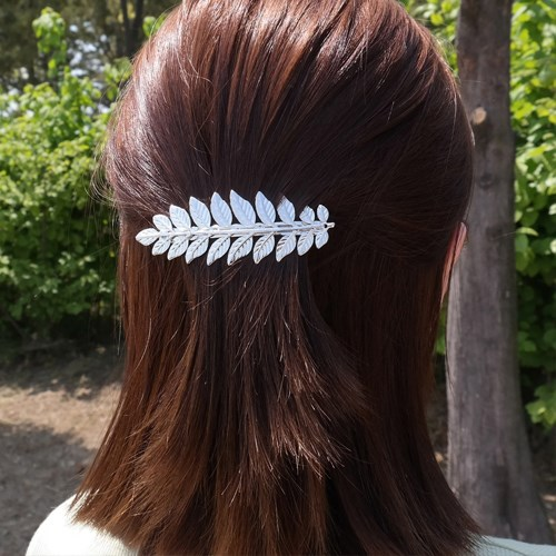 Forest hair pin