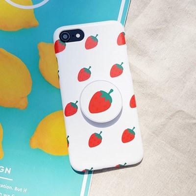딸기 스마트톡+ 딸기 하드케이스