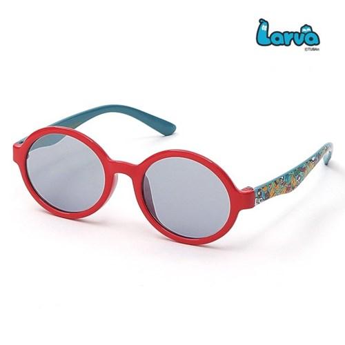라바 키즈 선글라스 LV-5001 레드/하늘