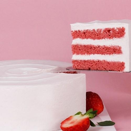 싱그러운 달콤함 딸기 크림 케이크 [서울브레드]