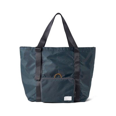 R PACKABLE TOTE 506 CHARCOAL_(661363)