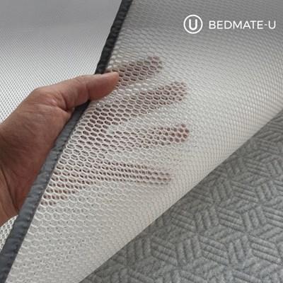 베드메이트유 3D 에어메쉬 통풍 쿨매트,여름 에어매트