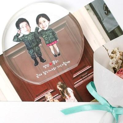 [포토] 연인&부부 감사패_커플군복