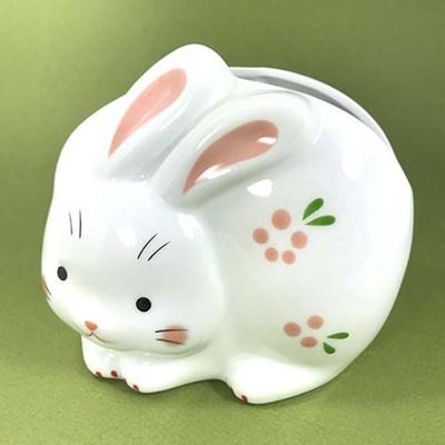야쿠시도 토끼 모기향 받침_T474