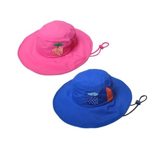 [소풍/캠핑 모자] UV와이어 썬햇