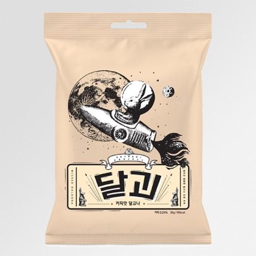 달괴 커피맛 5개