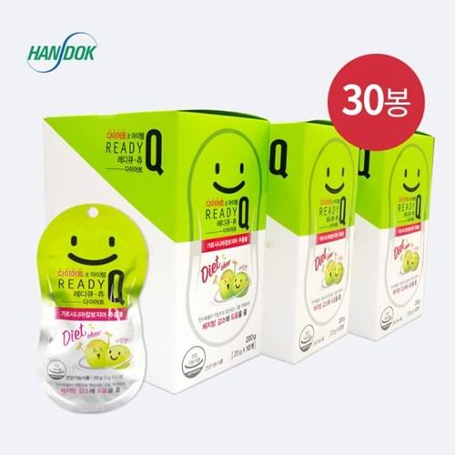 레디큐 츄 다이어트 라임맛 3box (20g x 30봉)