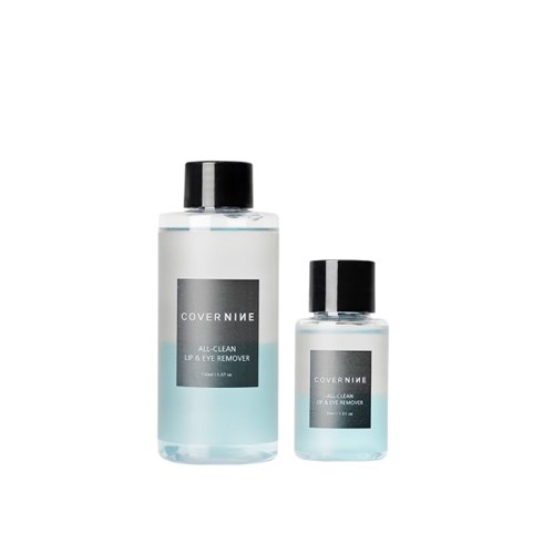 COVERNINE ALL-CLEAN LIP & EYE REMOVER