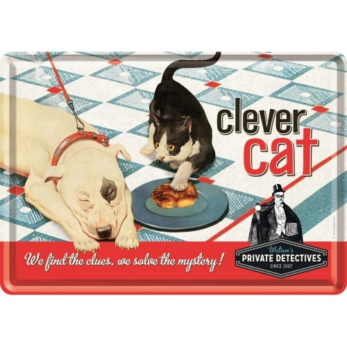 [10219] Clever Cat