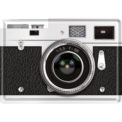 [10220] Retro Camera