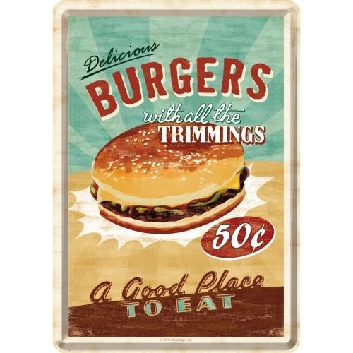 [10140] Burgers
