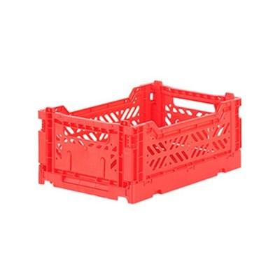 아이카사 폴딩박스 S red