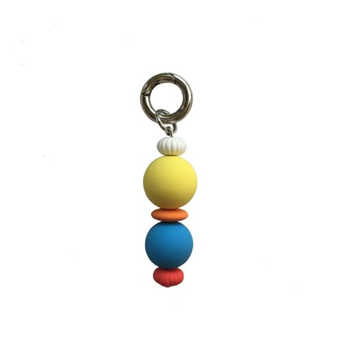mini egg keyring