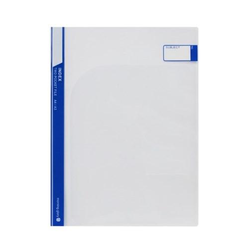 1700 A4 투포켓 화일(블루/마이비즈)_(2573962)