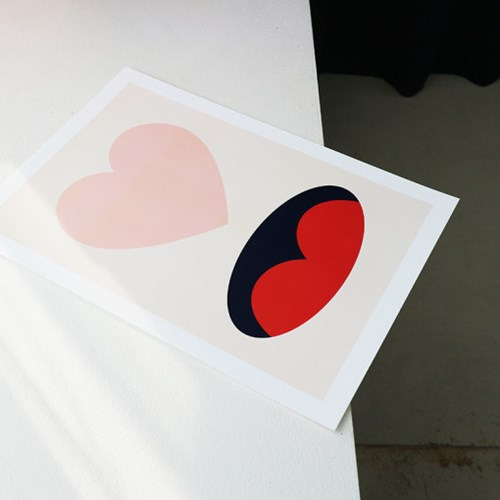 A3 POSTER - 01 The Birth of Heart (A3 포스터)