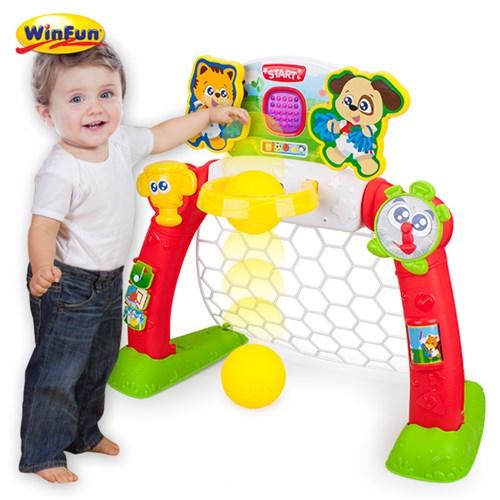 4in1 스포츠 아기 체육관