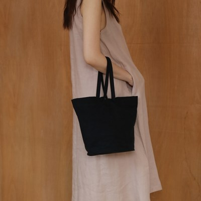 BASKET BAG_black