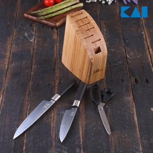 [10년전통 와사비 3종세트] 칼2종+칼블럭 균일 특가전