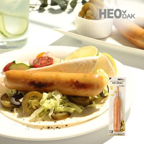 닭가슴살 소시지 후랑크 할라피노 70g 1+1