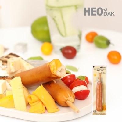 닭가슴살 소시지 후랑크 치즈 70g 1+1