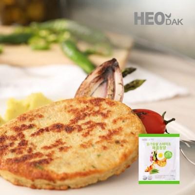 프리미엄 닭가슴살 스테이크 매콤청양 100g