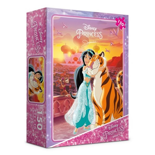 [Disney] 디즈니 알라딘 자스민 직소퍼즐(150피스/D150-_(1377110)