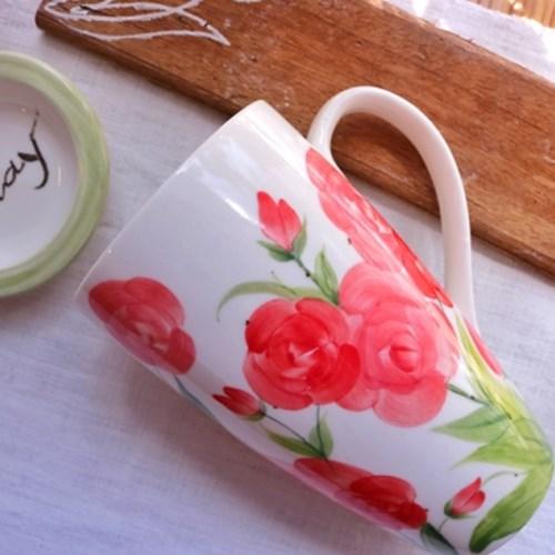 장미 big mug