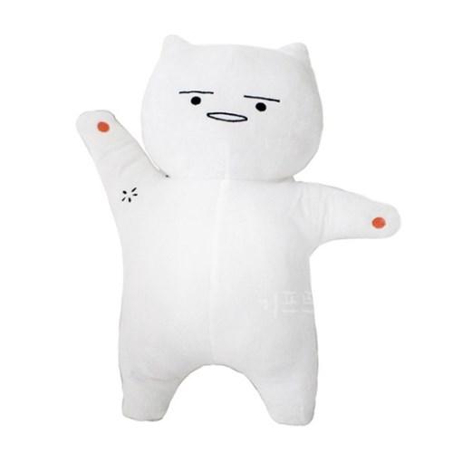 정품 히사시부리냥 고양이 봉제인형 35cm_(1820546)