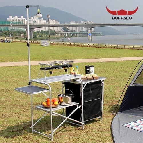 [버팔로] 포그 멀티 키친테이블/캠핑용품 캠핑테이블